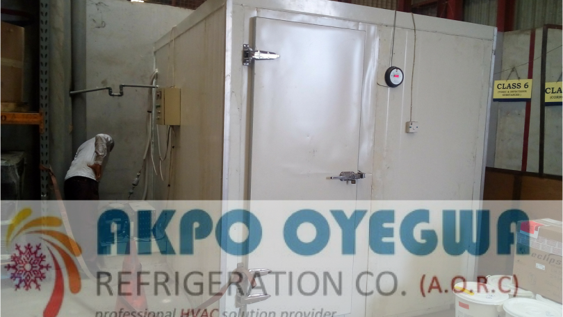 Cold Room Manufacturers in Nigeria