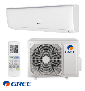 Gree 1HP Split Air Conditioner – BORA SERIES