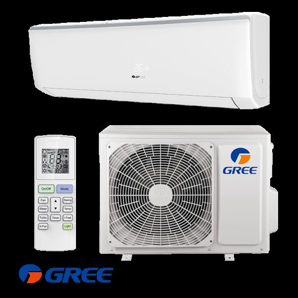 Gree 1.5HP Split Air Conditioner - BORA SERIES. Akpo Oyegwa Refrigeration Company